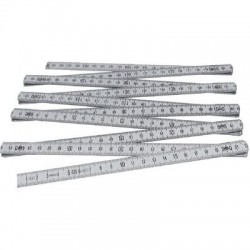 Mesure pliante aluminium Outibat
