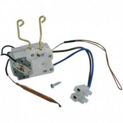 Thermostat monophase steatite réf 099042 ATLANTIC ELECTRIQUE