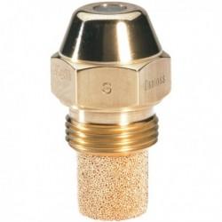 Gicleur OD type S 0,60 US/GAL 45° Réf 030F4912 DANFOSS CHAUFFAGE