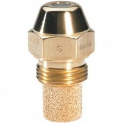 Gicleur OD type S 1,10 US/GAL 45° Réf 030F4922 DANFOSS CHAUFFAGE