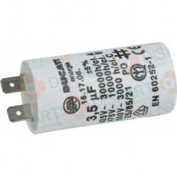 Condensateur C1.07/1 Pour STELLA 11C/11RC Réf. 197022 ATLANTIC PAC ET CHAUDIERE