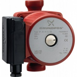Circulateur UP 20-07 N 150 Réf. 59640506 GRUNDFOS