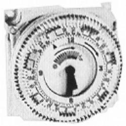 Horloge journalière analogique commutation embrochable dans le RVP200.0 Réf. BPZ:AUZ3.1 SIEMENS