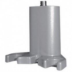 Console sur vannes à secteur jusqu' à DN50 accessoires pour moteurs tournants Réf. BPZ:ASK32 SIEMENS