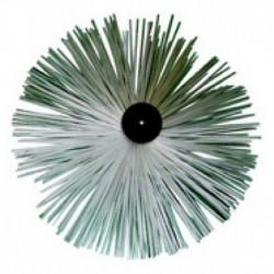 Hérisson polyamide ramonage par le bas PVC Ø200 Réf. 1613 PROGALVA
