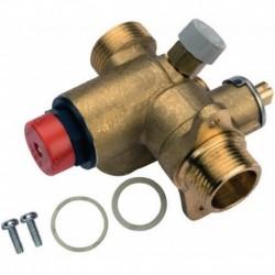 Soupape de sécurité plus robinet F C RB Réf. 5148200 SAUNIER DUVAL
