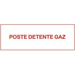 Plaque Poste détente gaz Réf 215285 SELF CLIMAT