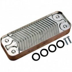 Echangeur sanitaire 12 plaques Réf. S1016600 SAUNIER DUVAL