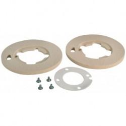 Isolant couvercle ISOMAX CDS - ISOTWIN CDS - ISOSPLIT CDS Réf. S1042600 SAUNIER DUVAL