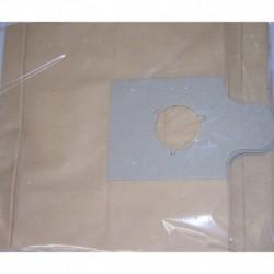 Sac papier KOSMOS 8 bleu (les 10) Réf. 1079 PROGALVA