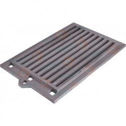 Grille horizontale N1 fonte (TC35) Réf. 87168001300 BOSCH THERMOTECHNOLOGIE