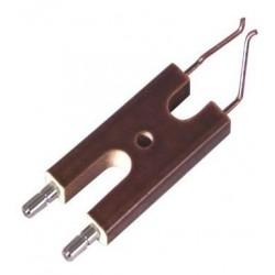 Electrode d'allumage (sans cable) Réf 13011119 CUENOD