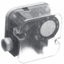 Manostat d'air DUNGS (monté sans brûleur) type LGW 3 A2 Réf. 13010030 CUENOD