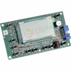 Circuit imprimé display LUNA HTE Réf. SX5669090 PCE DET CHAPPEE/BROTJE/IS CHAUFF