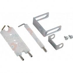 Electrode d'allumage et d'ionisation Réf. 87181070500 ELM LEBLANC