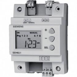 Horloge digital 220V réf SEH62.1 SIEMENS