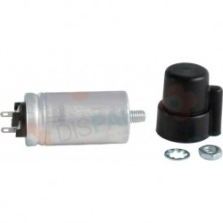 Condensateur 4UF pour moteur HG 150W Réf. 5885624 BOSCH THERMOTECHNOLOGIE