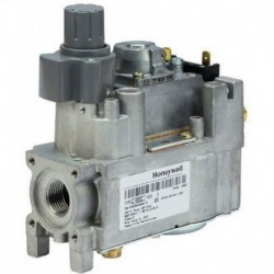 Bloc gaz 24V 1/2 Bloc de régulation à 1 bouton de commande. Réf. V8600C 1053U HONEYWELL