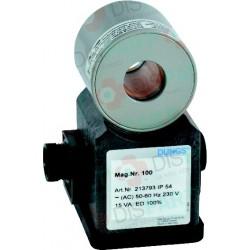 Bobine N° 100 230VAC IP54 Réf. 214206 DUNGS