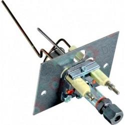 Veilleuse AZ5 avec électrode + sonde masse Réf. 169220 DUNGS