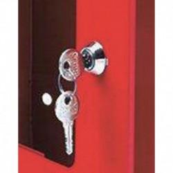 Barillet + 2 clés H520 Réf 215012 SELF CLIMAT