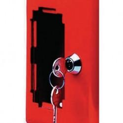 Verre pour boîte à clé Réf 215013 SELF CLIMAT
