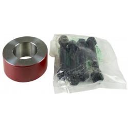 Adaptateur d'entraxe KIT A 50/40, diamètre raccordement 50, entraxe 40mm réf : 96608516 GRUNDFOS