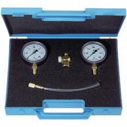 Coffret de controle gaz KP60 Livré avec robinet d'isolement Réf. 1011176 EUROJAUGE