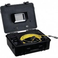 Caméra d'inspection PE110 Cable 30M. Enregistrement photo et vidéo Réf. 2508 PROGALVA