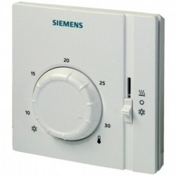 Thermostat d'ambiance chauffage ou clim Réf RAA41 / S55770-T224 SIEMENS