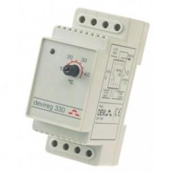 Thermostat DEVIREG -10/+10°C 230V Réf. 140F1070 DANFOSS CHAUFFAGE