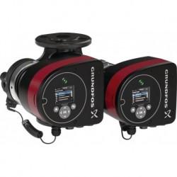 Circulateur Magna3 double 32-40 entraxe 180mm 1x230V PN10 Réf 97924449 GRUNDFOS