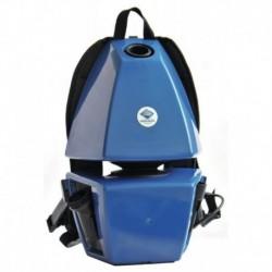 Aspirateur dorsal KOSMOS 4 Moteur 1400W. Sac filtre papier + filtration HEPA. Fonction soufflerie Réf. 1065 PROGALVA