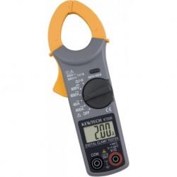 Pince numérique 400ACA-600 V CA/CC - 4000 Ohms TURBO TRONIC
