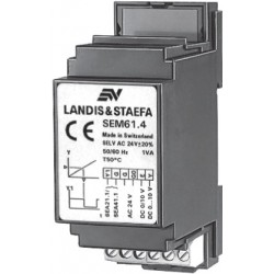Convertisseur de signaux pour vanne s de courant réf. BPZ:SEM61.4 SIEMENS