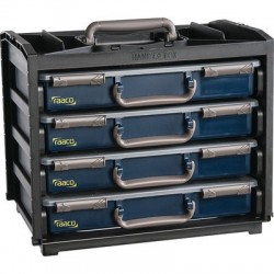 Handybox 55 composé de 4 malettes RAACO
