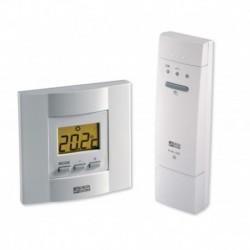 Thermostat électronique radio à affichage digital pour chauffage et rafraichissement Tybox 53 Réf 6053037 DELTA DORE
