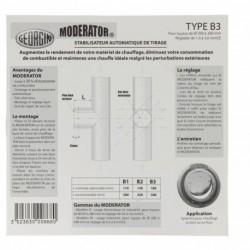 Stabilisateur de tirage modérator B3 SB3 THERMADOR