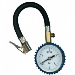 Manomètre contrôle pression vase expansion 0-4 bars Réf VAZPRESS DISTRILABO