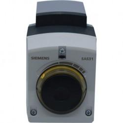 Servomoteur 400N 5,5mm 3pts 230V 30s RAZ Réf S55158-A109 / SAS31.53 SIEMENS