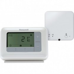 Thermostat sans fil programmable T4R Réf Y4H910RF4004 HONEYWELL