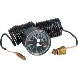 Mano thermomètre DOMUS Réf : 23543 Réf. 4050864 RIELLO
