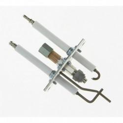 Allum+électrode GAS 350/450 RNX Réf. 58057 DE DIETRICH
