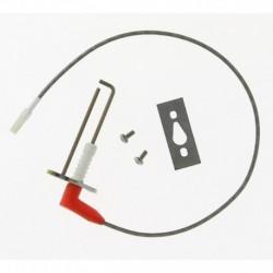 Electrode d'allumage+cable C230 ECO Réf. S100604 DE DIETRICH