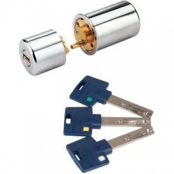 Cylindre 262S+ rond CAZIS Mul-T-Lock