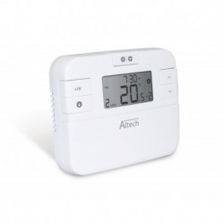 Thermostat programmable hebdomadaire ALTHC004i ALTECH