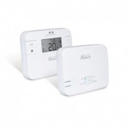 Thermostat programmable hebdomadaire ALTHC014i RF ALTECH