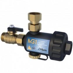 Filtre magnétique MG1 Réf 30700500 RBM