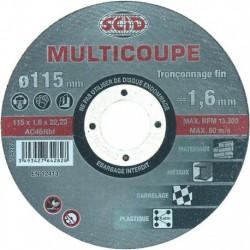 Disque multicoupe Scid