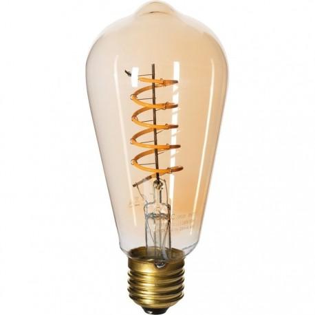 À Ampoule Amber Aric Filament Standard Led E27 QtxsCrdBh